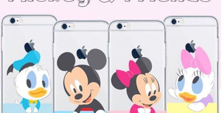 Smile Little Mickey & Friends Edition