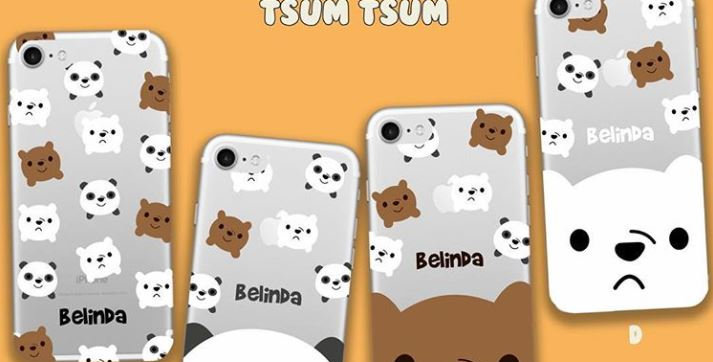 We Bare Bears Tsumtsum Edition