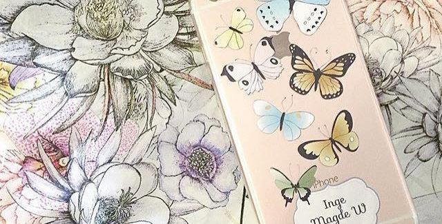 Pretty Butterflies Edition