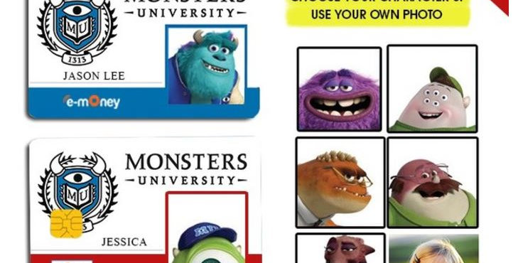 Monster University Pass