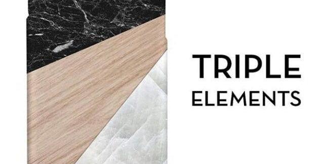 Triple Element Marble Edition