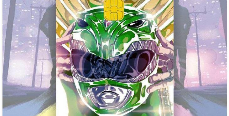 Power Ranger 02: Green