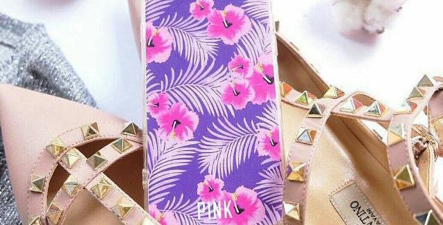 Pink Violet Series