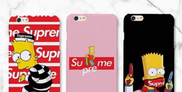 Bart Simpson x Supreme Edition