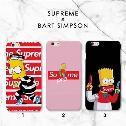 new concept 79970 45447 Bart Simpson x Supreme Edition
