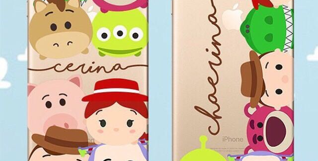 Toy Story Cutie Tsum Edition