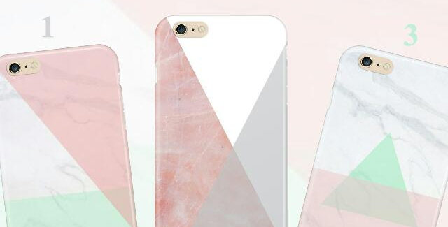 Marble Pastel Color Edition