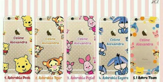 Adorable Winnie The Pooh Series