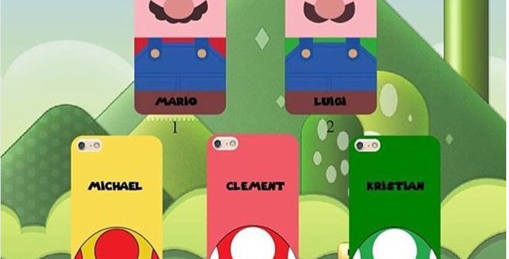 Super Mario Edition