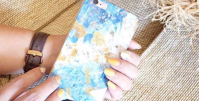 Gold Blue Marble Edition
