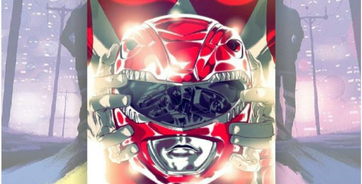 Power Ranger 02: Red