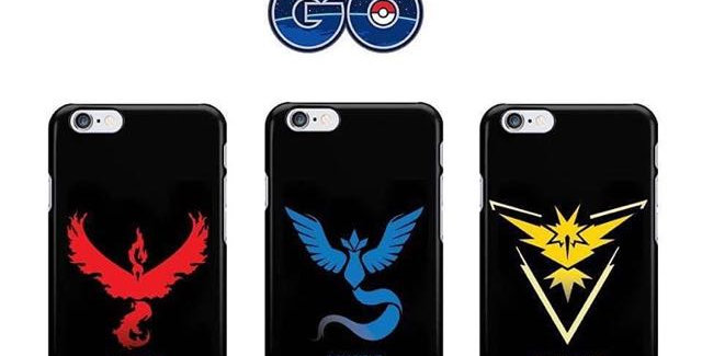 Legendary Pokemon GO Edition
