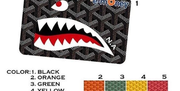 Goyard Shark