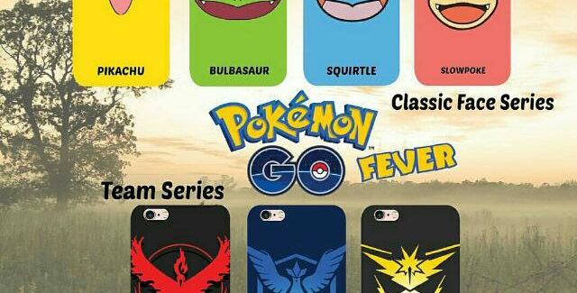 Pokemon GO Fever Series