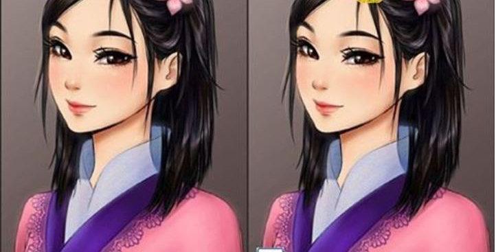 Disney Lady - Mulan