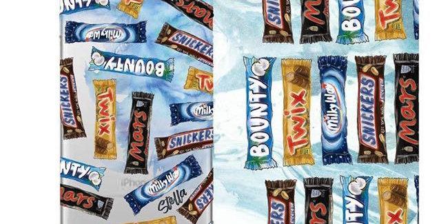 Chocolate Bars Edition