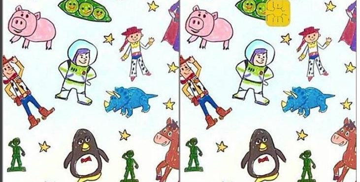 Cartoon Toy Story