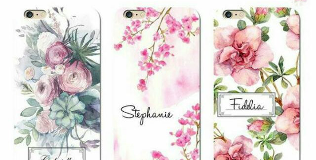 Watercolor Flowers NEW Series