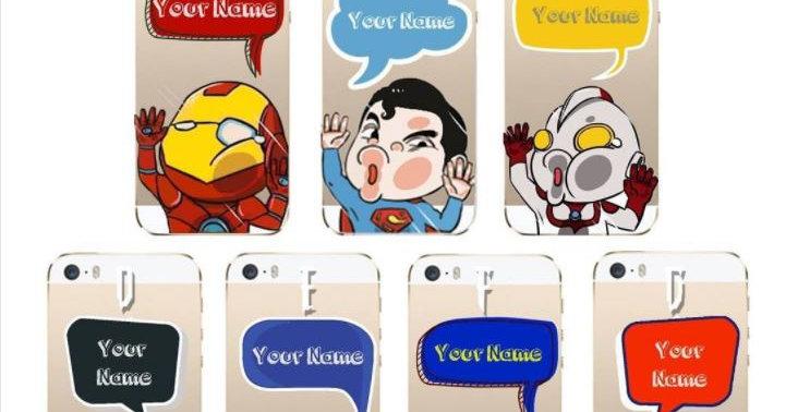 Facepalm Superhero Edition