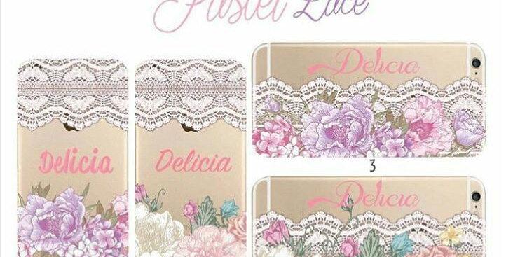 Pastel Lace Edition