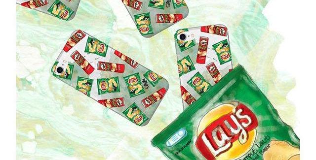 Lays Pringles Edition