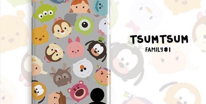 Tsumtsum Family 01 Edition