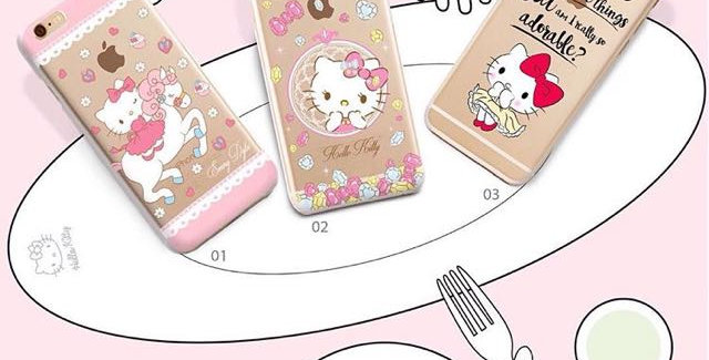 Hello Kitty Snacktime Edition