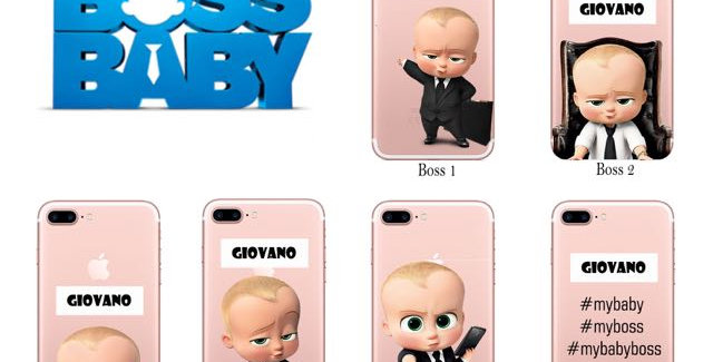 The Boss Baby Edition