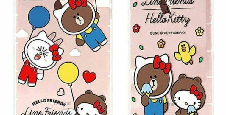 LINE x Hello Kitty Edition
