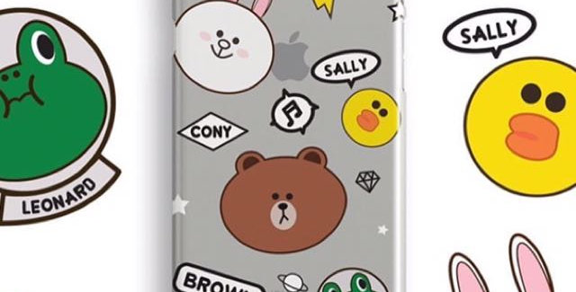 LINE - Friends Edition