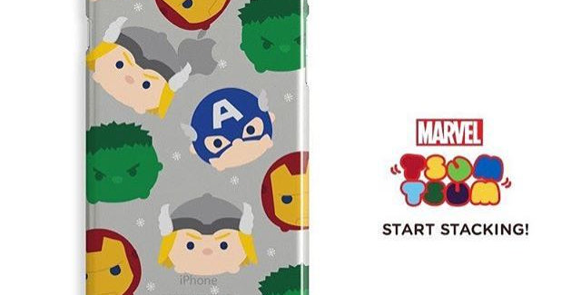 Poppy Avengers Tsum Edition