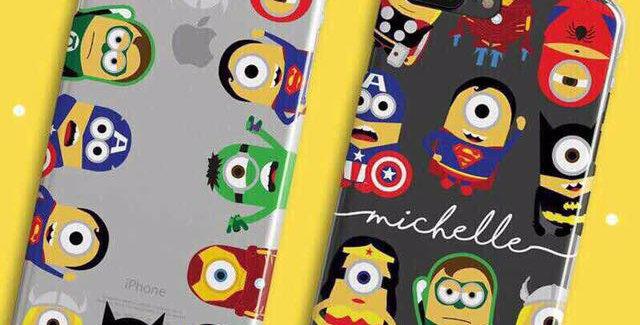Minions Avengers Edition