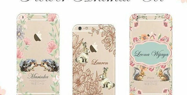 Flower Animal Collection