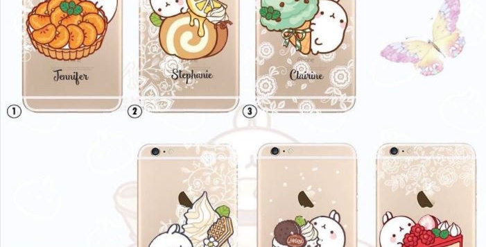 Molang Foodie Edition