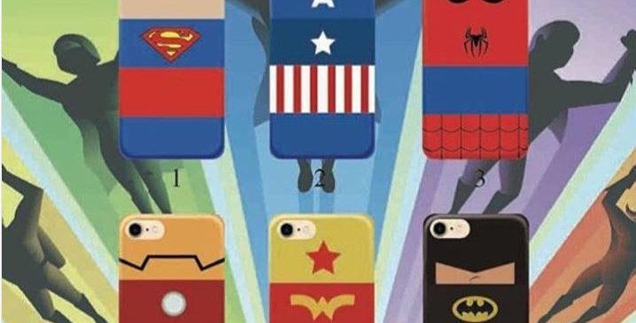 Super Hero Edition