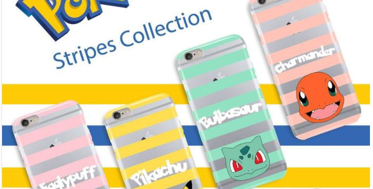Pokemon Stripes Edition