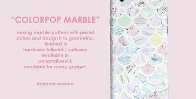 Colorpop Marble Edition
