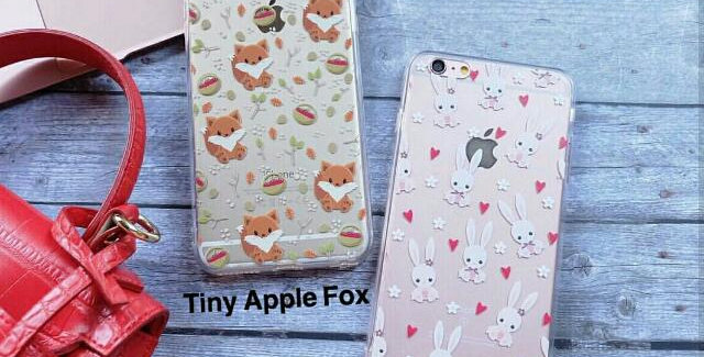 Tiny Fox & Bunny Series