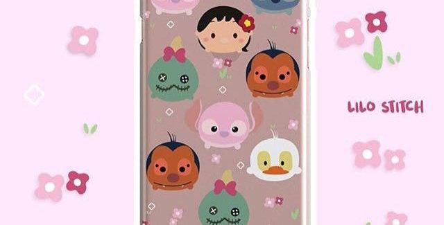 Poppy Lilo Stitch Tsum Edition