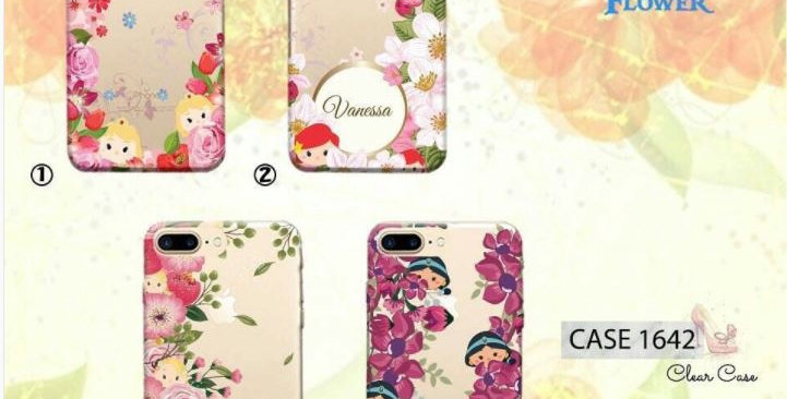 Flower Tsumtsum Edition