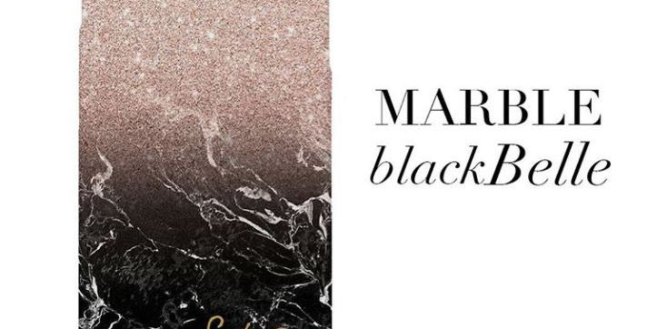 Marble Black Belle Edition