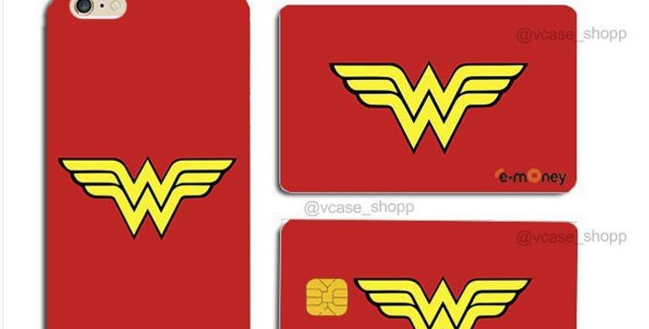 Wonder Woman Logo 03