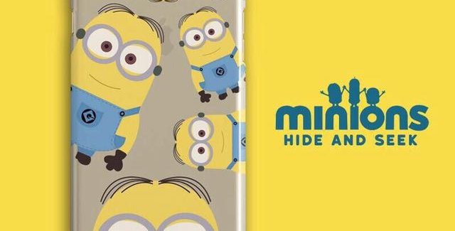 Minions - Hide & Seek Edition