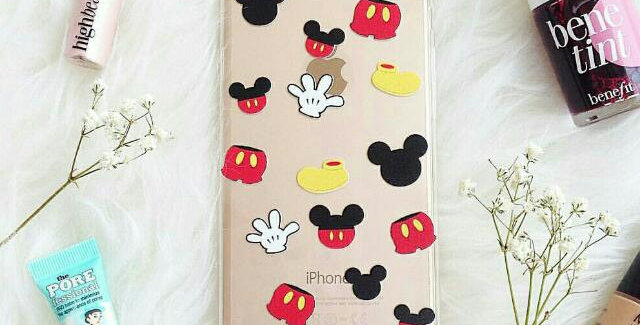 Mickey Pattern Series