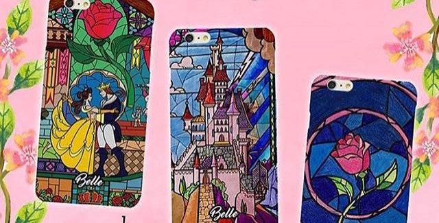 Beauty & Beast Paint Disney Edition