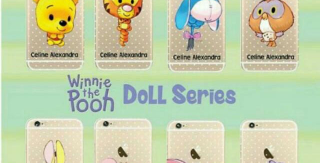 Pooh & Friends Doll Series