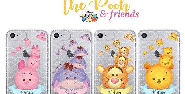 Winnie Pooh Stacking Tsum Edition