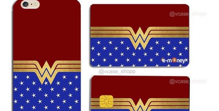 Wonder Woman Logo 02