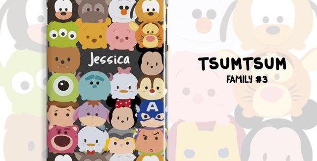 Tsumtsum Family 03 Edition