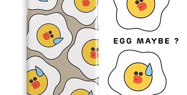 LINE - Egg Maybe Edition